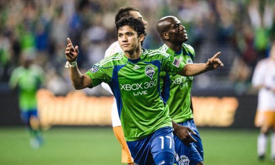 El buen hijo vuelve a casa: Fredy Montero regresa al Seattle Sounders