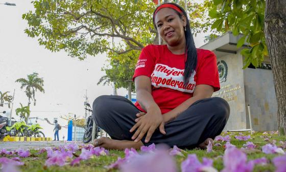 El resurgir de Yeranilsa, una mujer violentada por su expareja