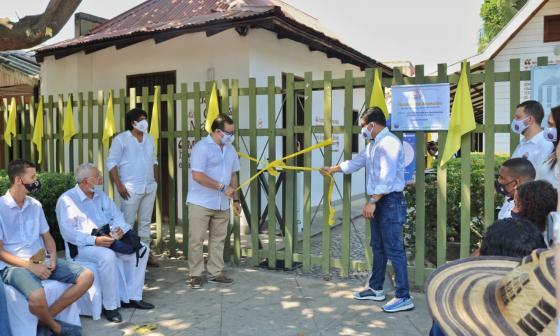 Reabre la Casa Museo de 'Gabo' tras un año cerrada por pandemia