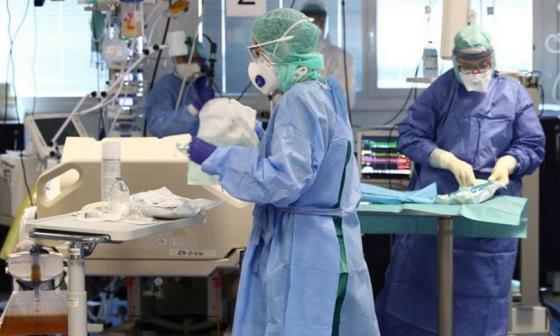 Por covid-19 declaran la alerta roja hospitalaria en Santa Marta