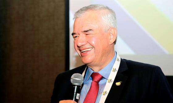 """""""En Tokio vamos a superar el número de medallas de Río"""": Ciro Solano"""