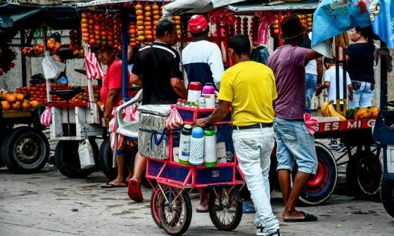 60 de cada 100 trabajadores en Barranquilla están en la informalidad