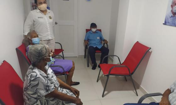 """""""En Cartagena no se ha perdido una sola vacuna"""", directora del Dadis"""