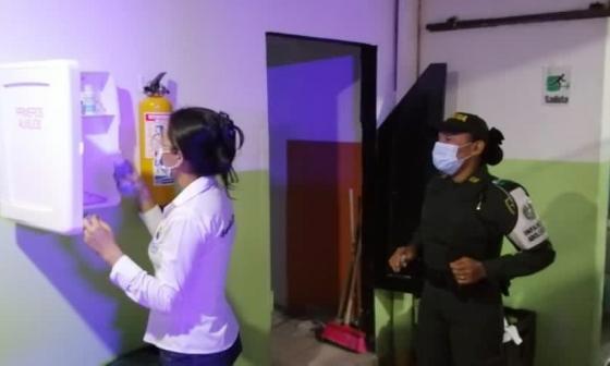 Sellan establecimientos en Montería  por permitir ingreso de menores de edad