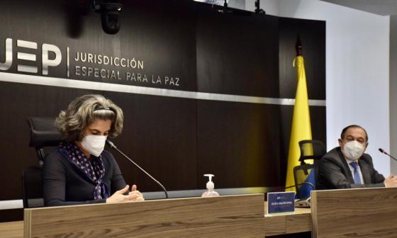 Mandos medios de las Farc aceptan ante la JEP tratos crueles a secuestrados
