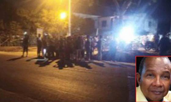 Una persona muerta y otra herida deja accidente de tránsito en Malambo