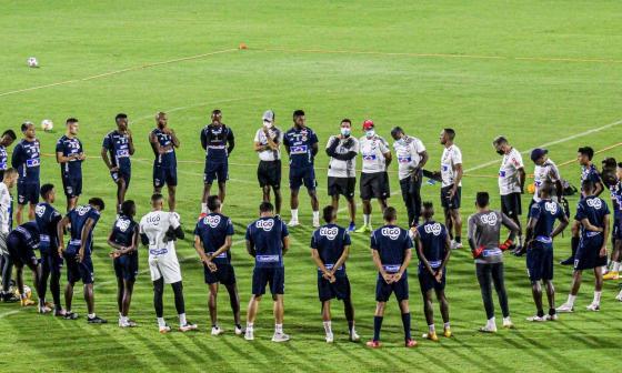 Junior vs. Caracas FC: a completar la tarea
