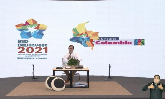 Fiscal destaca estrategias de Barranquilla para fortalecer la seguridad