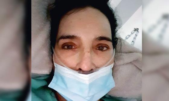 Celebridades y fans de Luly Bossa oran por su salud