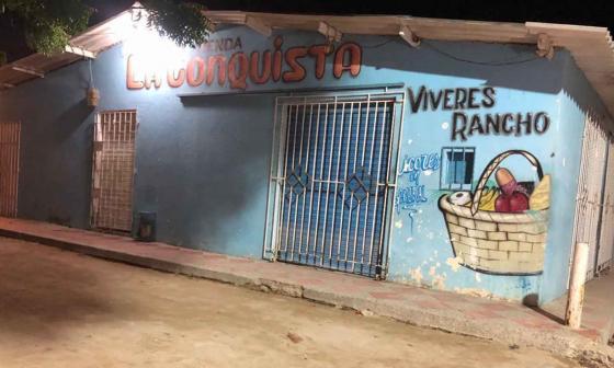 Ataque a bala en Soledad: un tendero y una menor están heridos