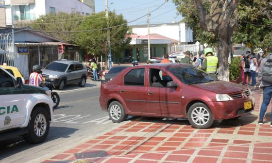 En Los Andes: balean a mujer por robarle su celular