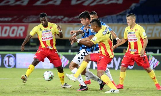 ¿Descenso directo para la Liga colombiana?
