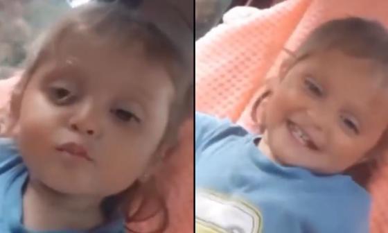 Revelan video de la pequeña Sara Sofía antes de su desaparición