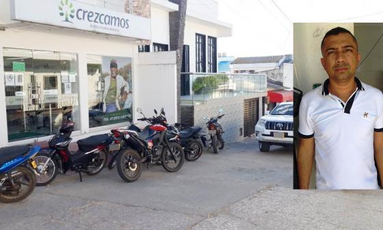 Policía frustra asalto a una entidad financiera en Sucre