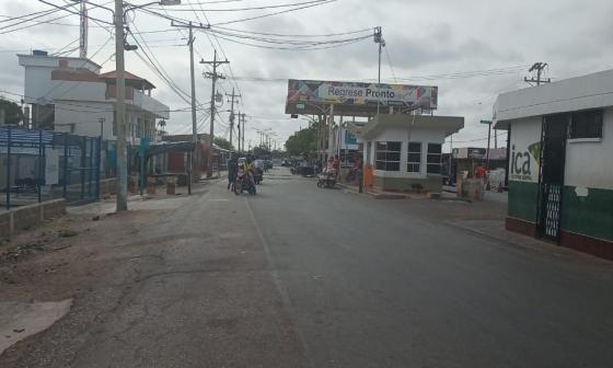 Flujo de migrantes por Paraguachón disminuyó en la Semana Santa
