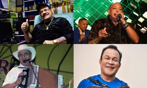 Cuatro pilares del folclor que aplauden a Barranquilla