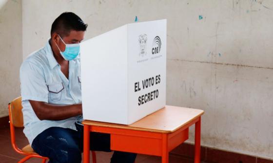 Elecciones presidenciales en Ecuador
