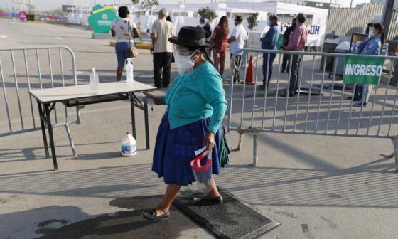 Elecciones presidenciales en Perú