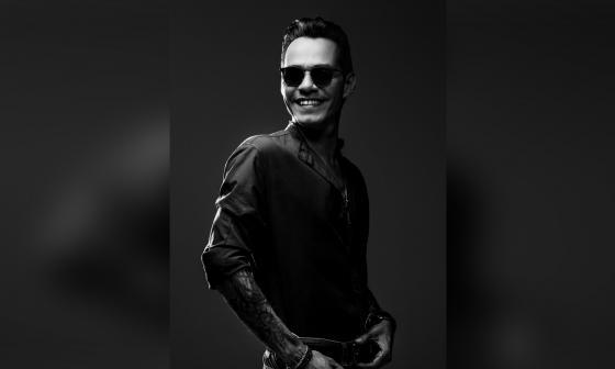 Marc Anthony, habla de su primer concierto global