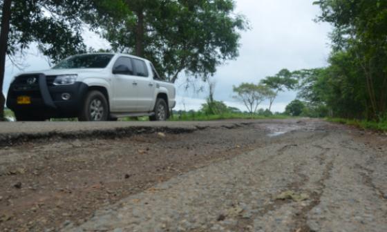 Nuevos recursos para vías en zona rural de Tierralta, Córdoba