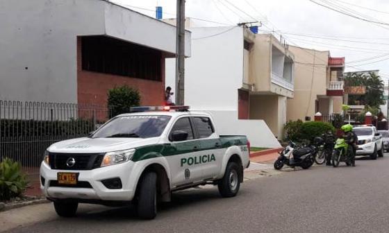 Falsos vacunadores roban en una casa en una casa en Sincelejo