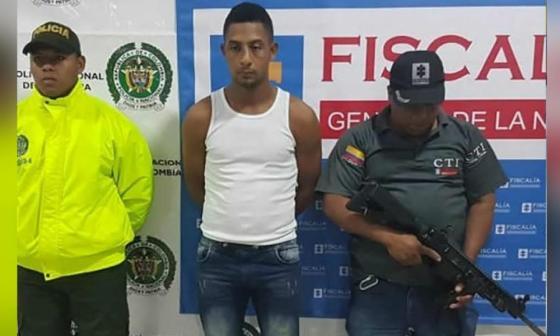 Condenado Alias 'Eliercito' por el homicidio de una adolescente en Riohacha