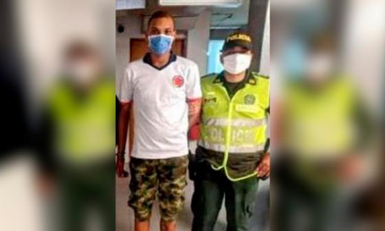 A la cárcel 'Gato Negro' por crimen de vigilante de motocarros en Soledad