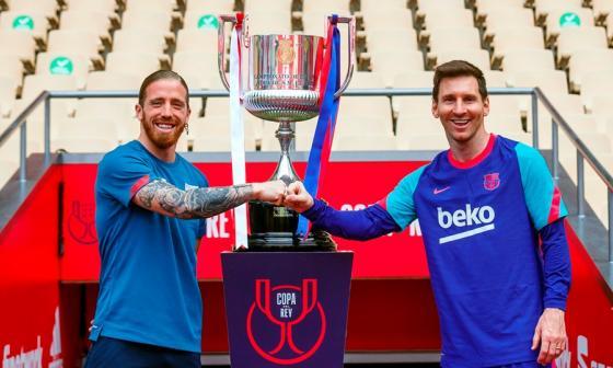 Athletic vs. Barcelona: final de Copa del Rey con aroma a revancha