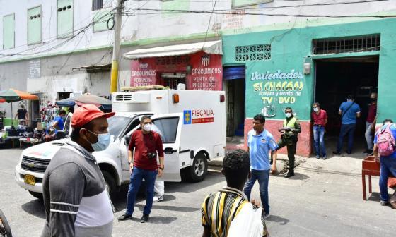 Hallan cuerpo en estado de descomposición en el Centro de Barranquilla