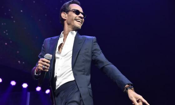 Marc Anthony retrasa su concierto virtual tras caída de la plataforma