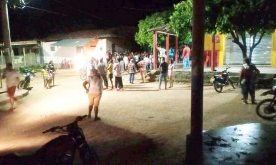 Doble homicidio en una cantina de Aguachica, Cesar