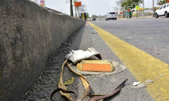 Dos personas muertas en accidente de tránsito en Soledad