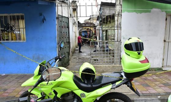 Matan a un hombre en el barrio San Roque de Barranquilla