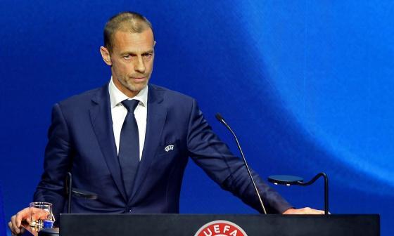 """Ceferin dice que los clubes de la Superliga pueden """"corregir su error"""""""