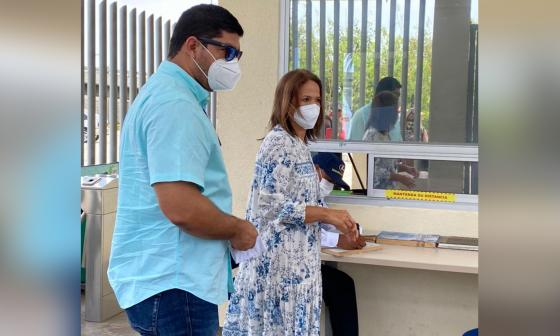Exalcaldesa de Cartagena fue trasladada a la Cárcel Distrital de Mujeres