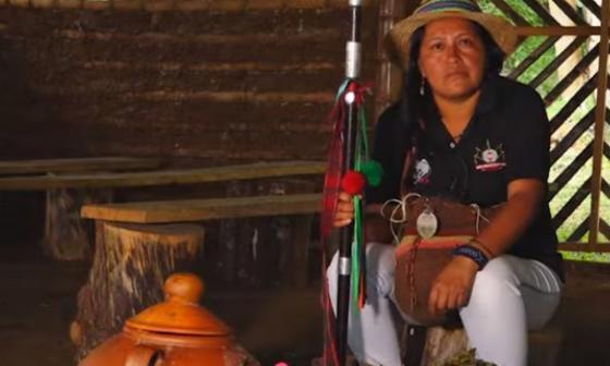 Procuraduría inicia acción preventiva por crimen de gobernadora indígena