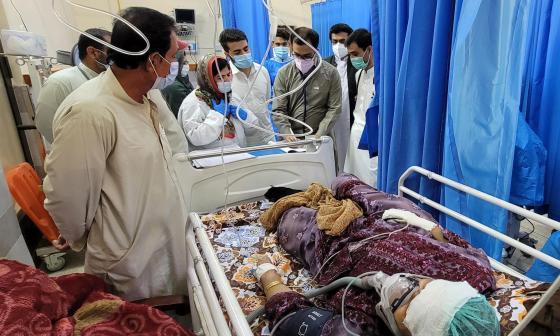 Covid-19: 4 millones de trabajadores sanitarios se han infectado en el mundo