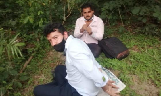 Rescatan 2 secuestrados por quienes pedían $50 millones para liberarlos
