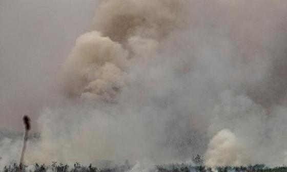 Explosión en una fábrica de oxígeno en Brasil deja al menos cinco heridos