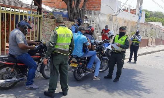 Cartagena extrema medidas para contrarrestar la covid-19