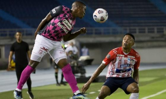 Santa Fe se enfrentará ante Fluminense