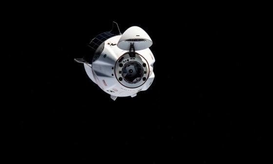 NASA reveló un posible choque de la nave SpaceX con un ovni