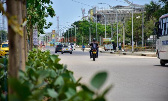 Obras de la calle 30 serán entregadas en mayo
