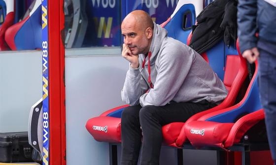 """Guardiola se siente """"optimista"""" frente al juego de mañana contra el PSG"""