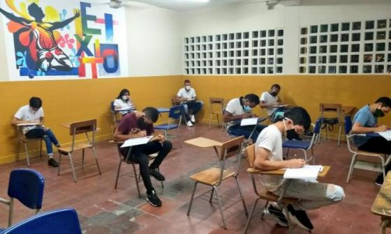 Alternancia educativa seguirá suspendida en Valledupar