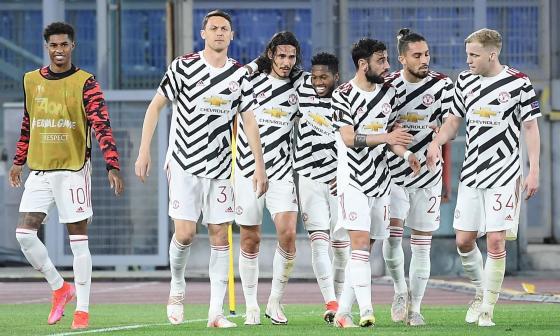 Manchester United jugará la final de la Liga de Europa
