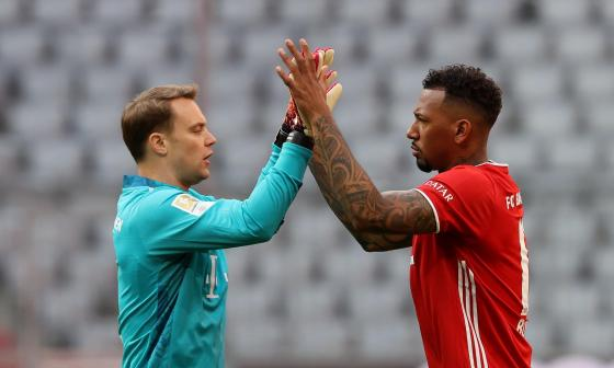 Bayern Munich gana su novena Bundesliga consecutiva