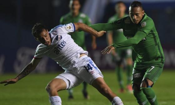 El Nacional uruguayo se enfrentará ante el Atlético Nacional