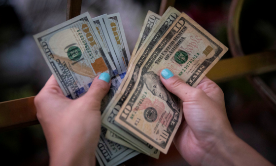 Cotización del dólar en Colombia en mayo