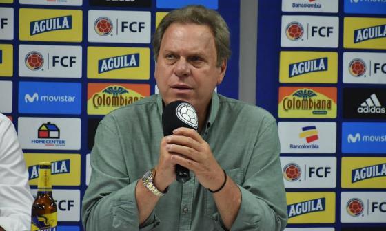 """""""La Copa América sólo nos trae beneficios"""": Ramón Jesurun"""